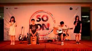 [SO ON] Nhắn Gió Mây Rằng Anh Yêu Em - FTU Guitar Club