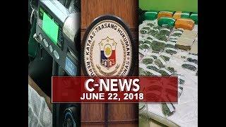 UNTV: C-News (June 22, 2018)