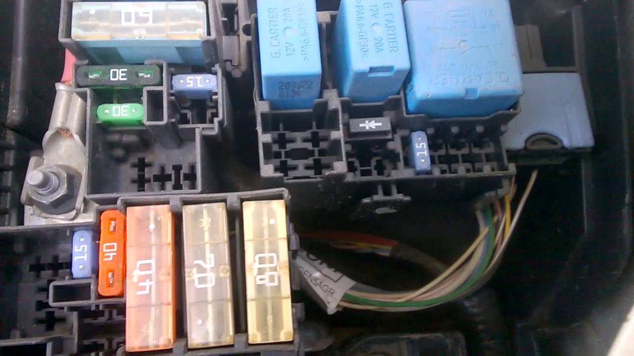 Fuse Box Renault Clio 4 Manual Of Wiring Diagram Layout 2015 Cl O S Gorta Kutusu Youtube Rh Com Location