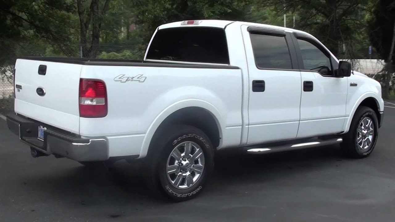For Sale 2006 Ford F 150 Lariat 1 Owner 4wd Stk
