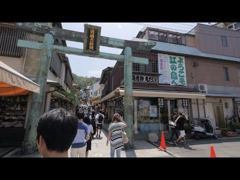 【4K】Enoshima videowalk