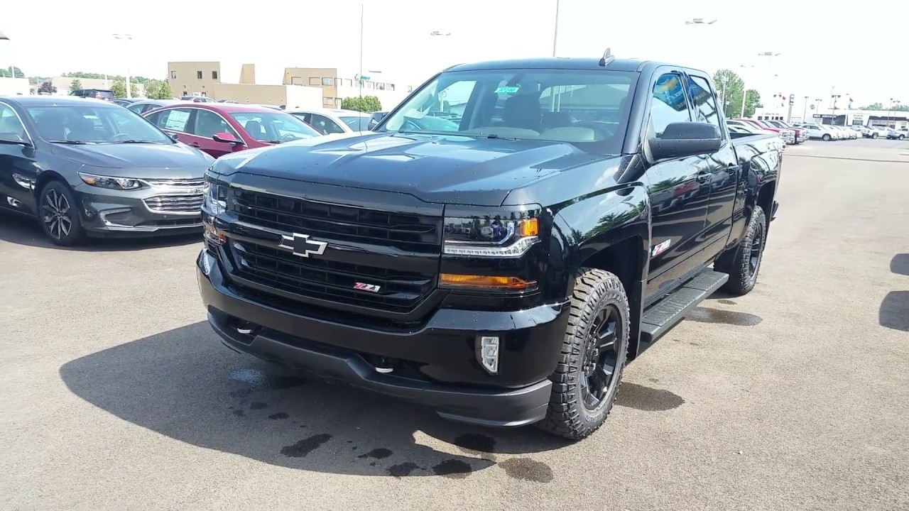 silverado z71 edition midnight 1500 lt star