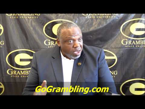 Grambling State Univ. Football Week #8 Press Conf. feat. Def. Coord. Everett Todd  10.17.2016