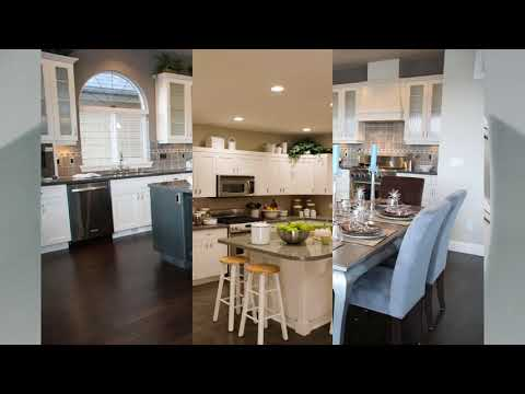 moderne-küchen-mit-holzboden-|-haus-ideen