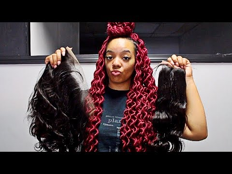 Lace Frontal VS Lace Closure  All You Need To Know {Pros & Cons}