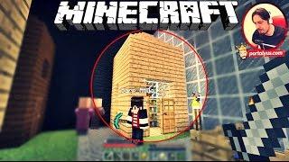 O DA NE? ! | Minecraft Türkçe Küp Survival | Bölüm 2