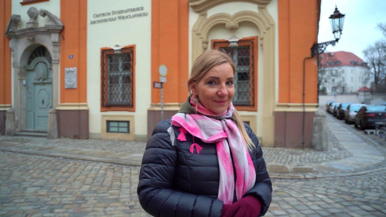 Walentynkowy spacer po Wrocławiu - film