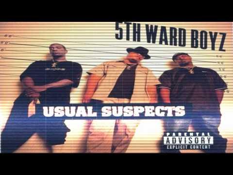 5th Ward Boyz - Pussy Weed & Alcohol