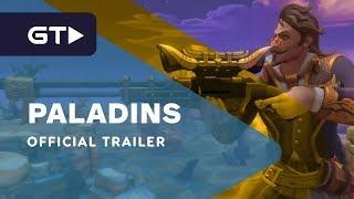 Paladins - Wild West Battle Pass Official Trailer