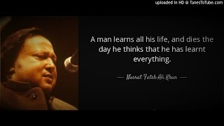 tumhe dillagi original song by ustaad nusrat fateh ali khan