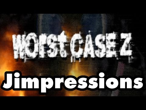 WORST CASE Z - I Think This Game Is Haunted