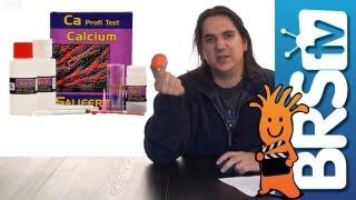 How calcium and alkalinity function in the aquarium