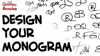 How to design your own amazing monogram