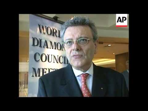 ISRAEL: WORLD DIAMOND COUNCIL MEETING