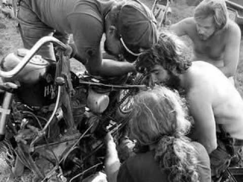 """""""Living The Life,"""" photos of The Dirt that Moves Motorcycle Club"""