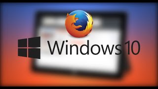 How to Set Firefox as Default Browser in Windows 10 (Edge is default) / Windows 10 Tips and Tricks