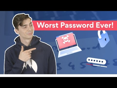 Worst passwords of 2020 | NordVPN