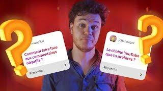 Vos 20 Questions Sur Youtube Laissées Sans Réponse (Question Youtubesque : FAQ)
