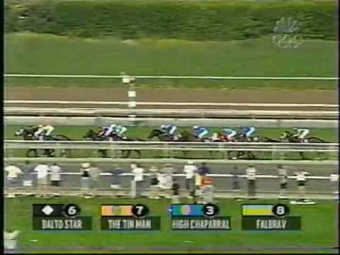 2003 Breeders Cup Turf Dead Heat High Chaparral