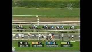 2003 Breeders' Cup Turf - *Dead-Heat* High Chaparral & Johar + Post Race