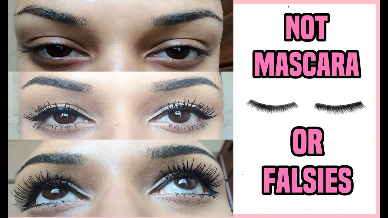 2388fd01716 3D Fiber Mascara For INSANE Lashes! Does It Work? | Mia Adora Review ...