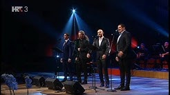 Četiri tenora - Mirno spavaj, ružo moja ( LIVE )