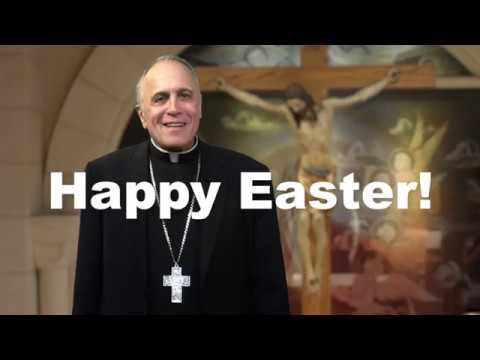 Cardinal Dinardo Easter Message