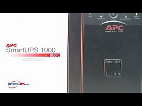 rbc6 battery replacement for apc smartups 1000 rbc6 battery replacement for apc smartups 1000