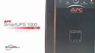apc smart battery upgrade rbc6 battery replacement for apc smartups 1000