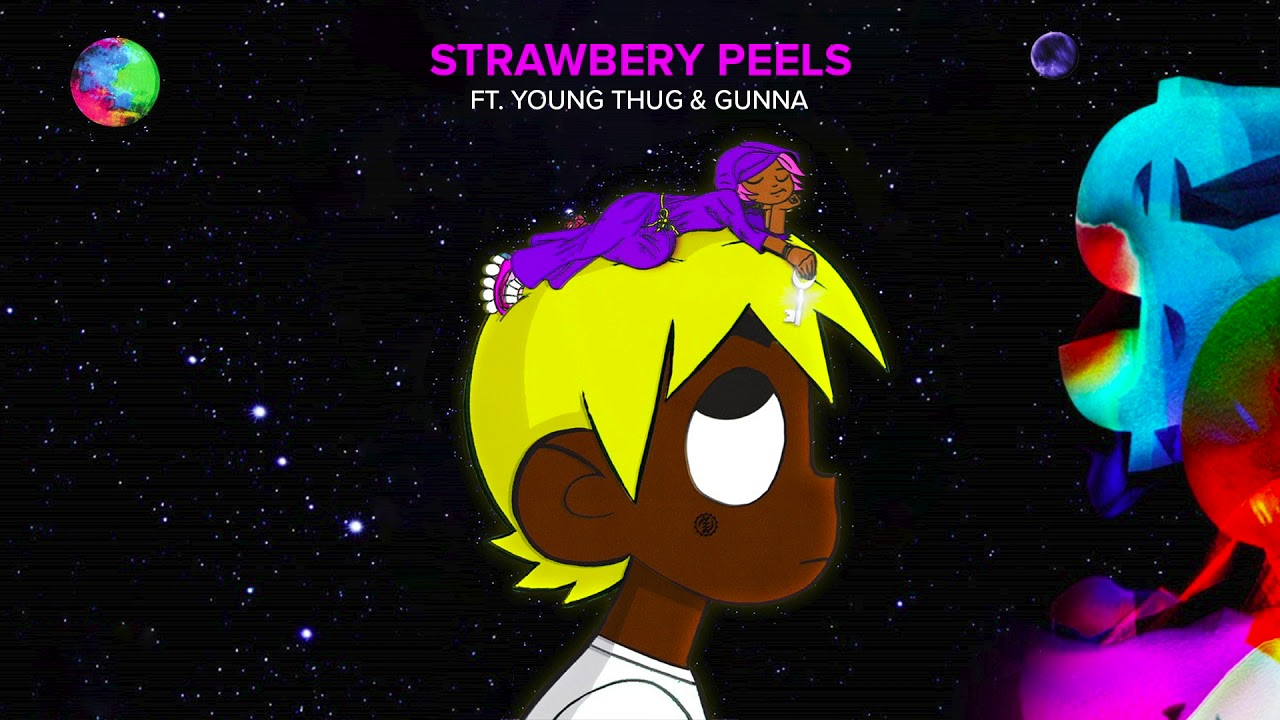 Lil Uzi Vert - Strawberry Peels feat. Young Thug & Gunna [Official Audio]