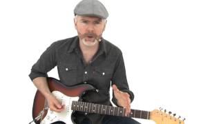 Jimi Hendrix Guitar Lesson - Hear My Train a Comin