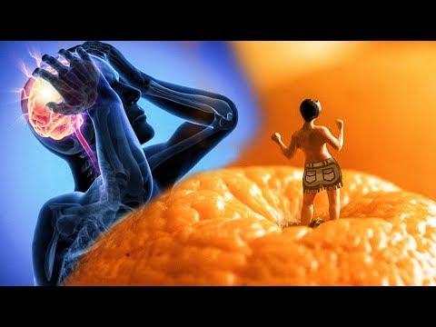 Вот, что с Вами будет, если съедать по пол-Апельсина в День