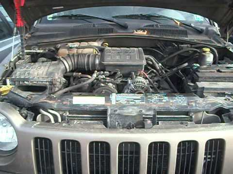Engine for 2003 jeep liberty