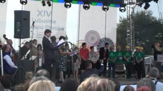 Powiat Żarski: Dożynki Wojewódzkie w Szprotawie (9.09.2012)