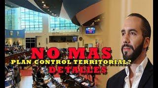 Alerta! DIPUTADOS BOICOTEAN el Plan control territorial ¿no apoyaran mas?