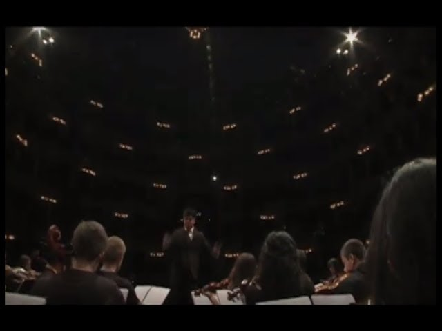 Teatro alla Scala di Milano - Sistema Europe Youth Orchestra - Orq. Juvenil de Caracas, August 2015