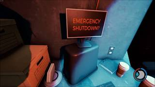 The Forest : The Alternate Emergency Shutdown Ending