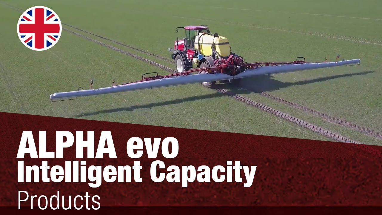 ALPHA evo - Intelligent capacity