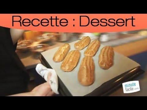 la-recette-:-comment-faire-un-éclair-au-chocolat-?