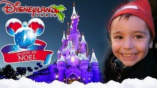 VLOG - C'EST NOËL à DISNEYLAND PARIS ! - Parade et Décorations magiques ✨(On va à Disneyland pour la saison de Noël !!! Swan est fou de joie car c'était une grosse surprise à laquelle il ne s'attendait pas du tout :) A nous les décorations ..., 2016-11-20T05:23:14.000Z)