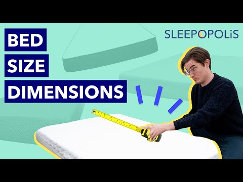 Bed Size Dimensions - What Size Mattress Should You Buy?
