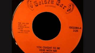 Little Milton  -  You Ought To Be Here With Me