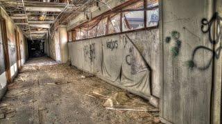 Abandoned Military base G.A.B.