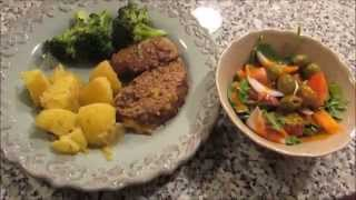 Our Nightly Dinners January 4 thru January 10th 2015 Thumbnail