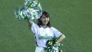 20190518 東京ヤクルトPassion2019新メンバー#8ANNAさん「trigger」(3回表...