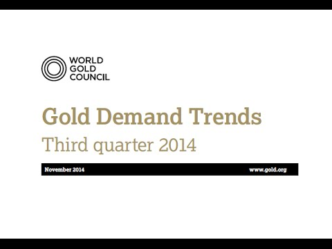 3rd Quarter Gold Supply and Demand