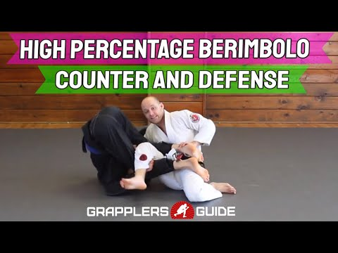 High Percentage Berimbolo Counter Defense - Jason Scully BJJ Grappling