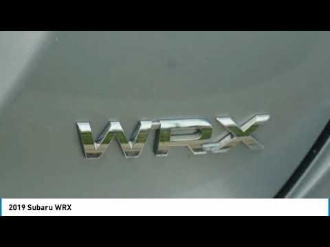 2019 Subaru WRX Loveland CO U191046