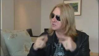 Joe Elliott Interview - Ireland AM (2011)
