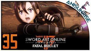 Sword Art Online: Fatal Bullet ✔ Прохождение на русском ✔ #35 - PvP часть 2